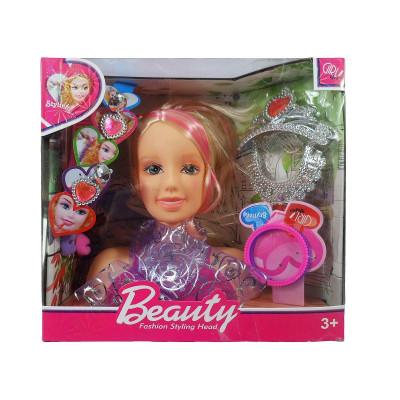 """(М) Кукла для причесок """"Beauty"""""""