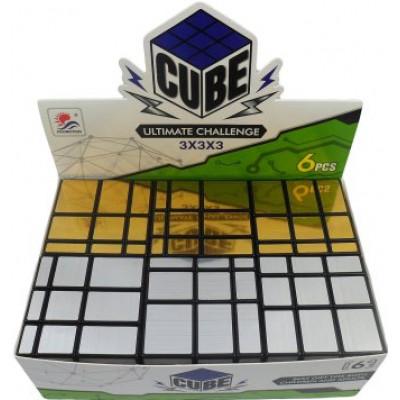 (М) Кубик-рубик (6 шт. в кор.)