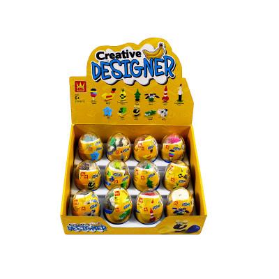 Лего фрукты в яйце по 12 шт в уп.
