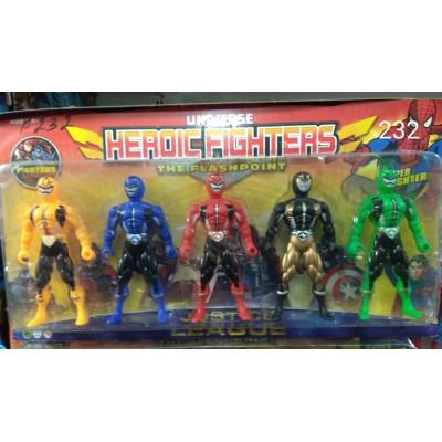 Герои на блистере