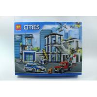 """Лего """"Cities - полицейский участок"""" (936 д.)"""
