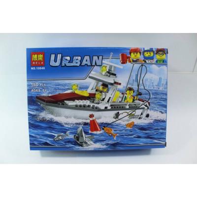 """Лего """"Urban""""""""Катер"""" (160 д.)"""