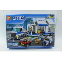 """Лего """"Cities""""""""Полицейский участок"""" (398 д.)"""