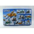"""Лего """"Cities""""""""Самолёт+ Трактор с резаком"""""""