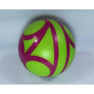 (М)Мяч рез ассорти 100мм