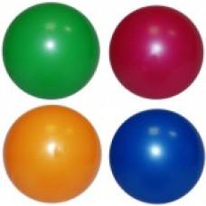 (М) Мяч резиновый в ассортименте (мал.)